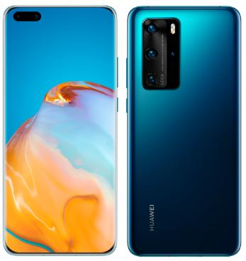 Huawei P40 Pro ELS-NX9 5G Dual Sim 256GB Blue (8GB RAM)
