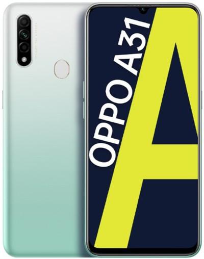OPPO A31 Dual Sim 128GB White (4GB RAM)