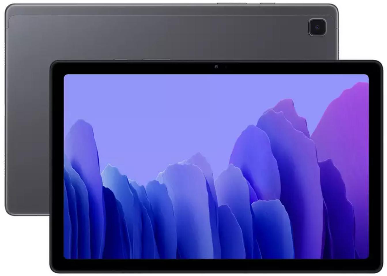 "Samsung Galaxy Tab A7 10.4"" (2020) T500 Wifi 32GB Dark Gray (3GB RAM)"