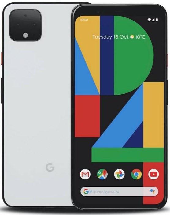 Google Pixel 4 G020I 128GB White (6GB RAM)
