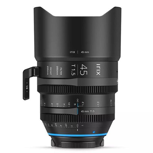 Irix Cine 45mm T1.5 (Canon RF) Meter