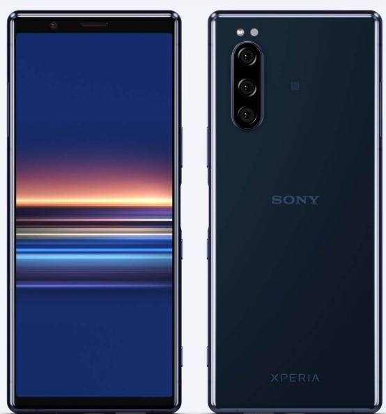 Sony Xperia 5 J9210 Dual Sim 128GB Blue (6GB RAM)