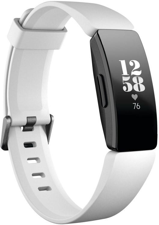 Fitbit Inspire HR White Black