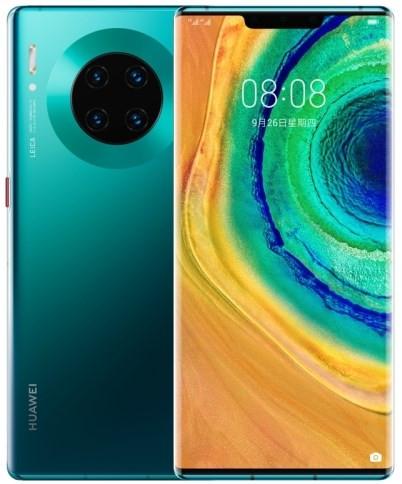 Huawei Mate 30 Pro LIO-AN00 Dual Sim 256GB Emerald Green (8GB RAM) - 5G