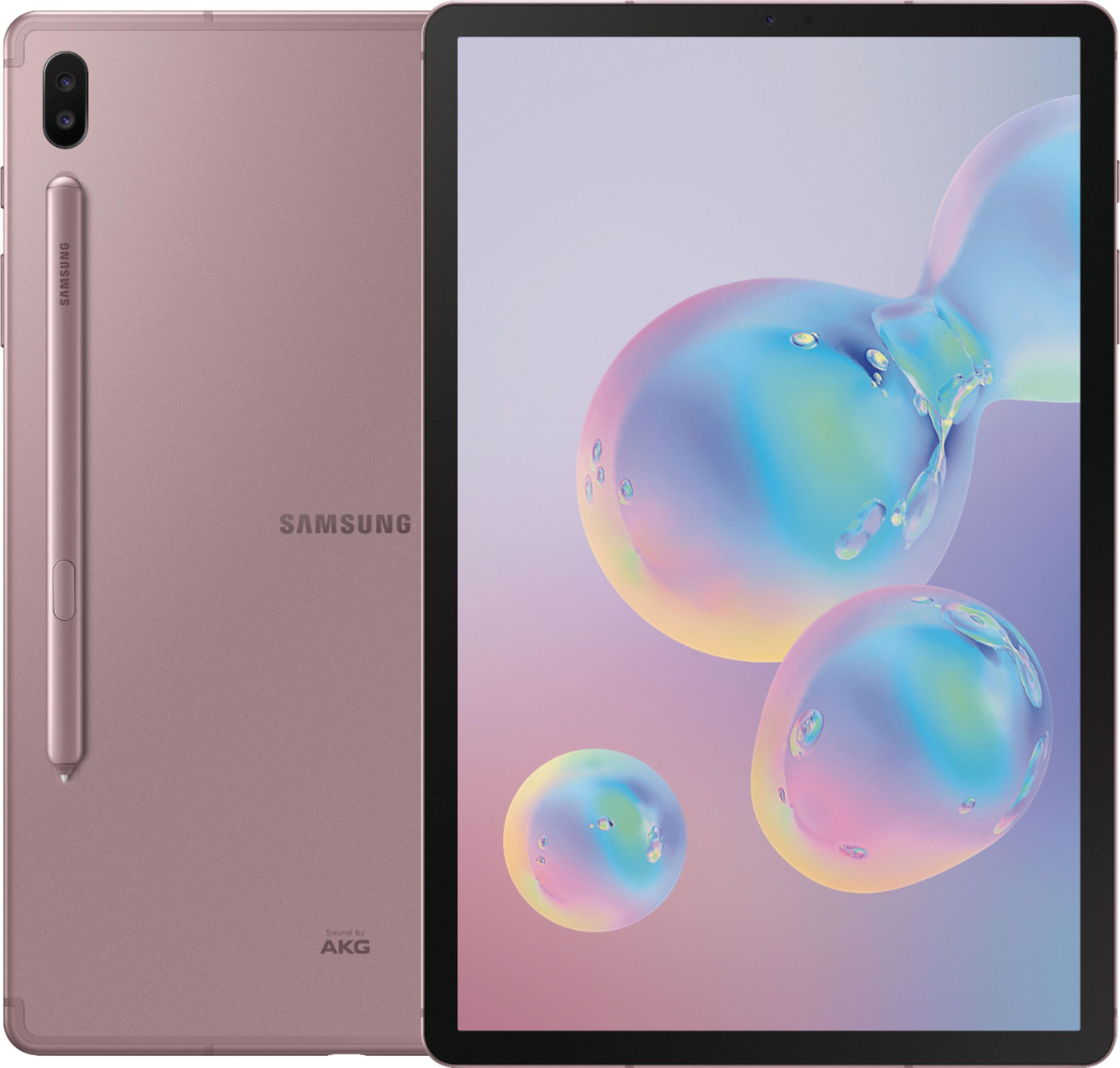 """Samsung Galaxy Tab S6 10.5""""(2019) T865N LTE 128GB Rose"""