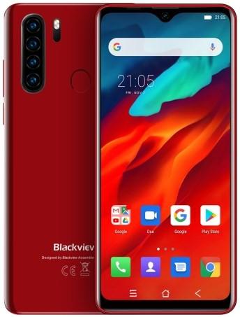 Blackview A80 Pro Dual Sim 64GB Red (4GB RAM)